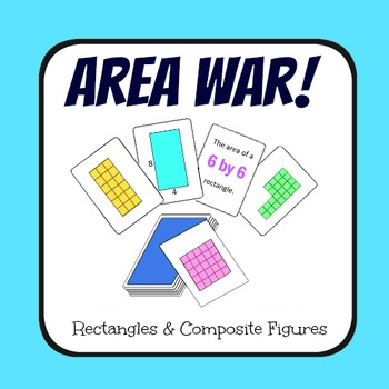 Area War - Rectangles and Composite Figures