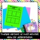 Area and Perimeter Interactive Notebook