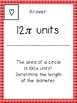 Area and Circumference of Circles Bundle
