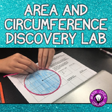 Area and Circumference Lesson