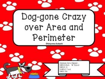 Area and Perimeter- Math Lesson