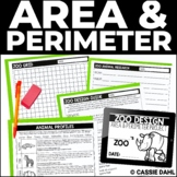 Zoo Design: Area and Perimeter