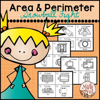 Area and Perimeter Game and Differentiated Instruction