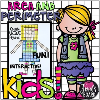 Area and Perimeter Kids Project
