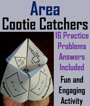 Finding the Area and Perimeter Activities Bundle for 4th 5th 6th Grade