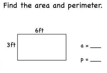 Area and Perimeter PDF