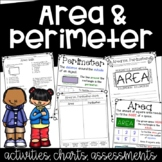 Area and Perimeter Activities and Resources {Games, Practi