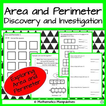 Area and Perimeter 1