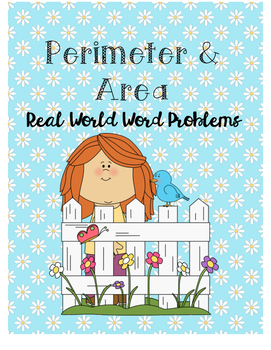 Area and Perimeter- 4.MD.A.3- Modified and Enrichment Included!