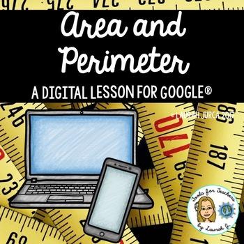 Area and Perimeter: A Hyperdoc Lesson for Google®