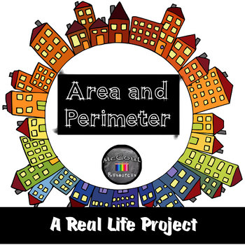 Project Based Learning in Math: Area and Perimeter