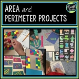 Area and Perimeter Activities!  5 Activities to Deepen Und