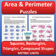 Area and Perimeter Activities BUNDLE