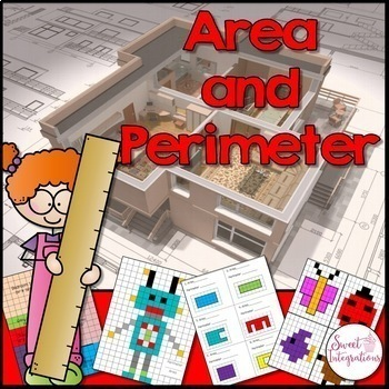 AREA AND PERIMETER PROJECT Including Google Floorplanner t