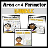 Area and Perimeter Activities Pack