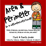 Area and Perimeter Activities for Third Grade