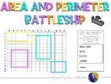 Area and Perimeter Battleship Game