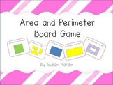 Area and Perimeter Board Game