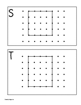 Area and Perimeter Card Find
