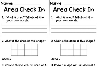 Area and Perimeter SCOOT or Task Cards with Interactive Activities