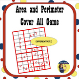 Area and Perimeter Cover All Game