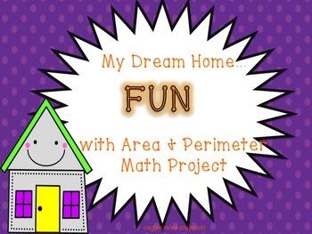 Area and Perimeter -Create My Dream Home