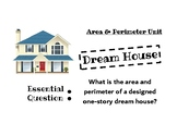 Area and Perimeter Dream House Project