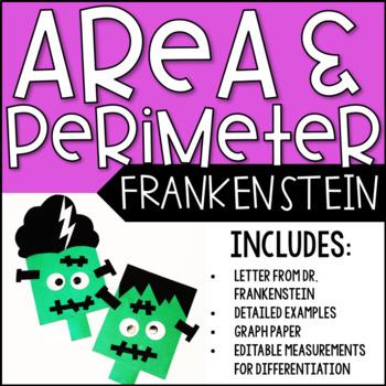 Area and Perimeter | Area and Perimeter Project | Frankenstein