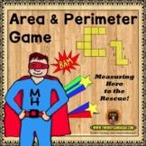 Perimeter and Area Game