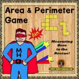 Perimeter and Area Game