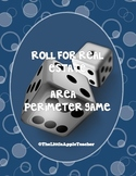 Area and Perimeter Game - Roll For Real Estate