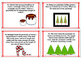 Area and Perimeter Holiday Task Cards- Common Core!