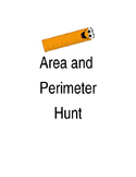 Area and Perimeter Hunt
