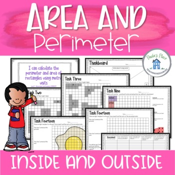 Area and Perimeter – Inside and Outside