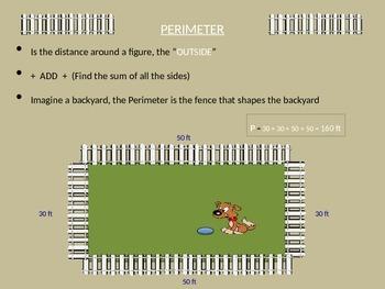 Area and Perimeter Intro