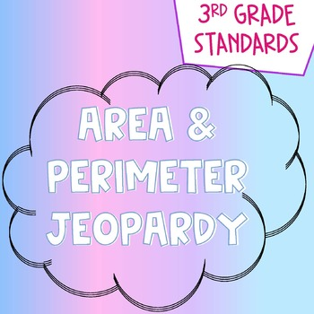 Area and Perimeter Jeopardy