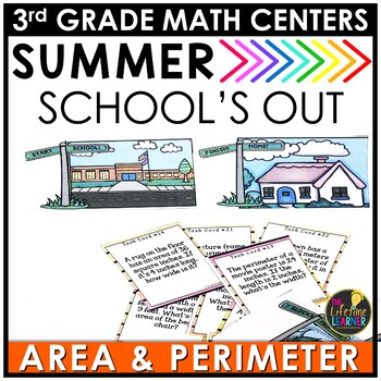Area and Perimeter Summer Game