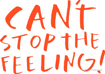 Area and Perimeter Lyrics to Can't Stop the Feeling
