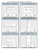 Area and Perimeter Math Centers Activity Task Cards