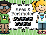 Area and Perimeter Math Game