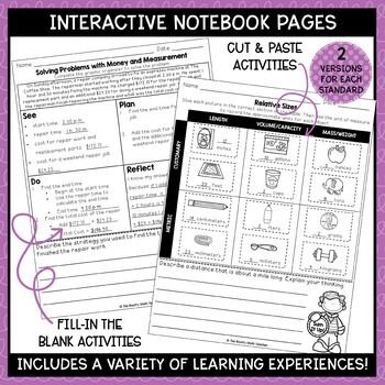 Measurement Activities   TEKS Math Activities