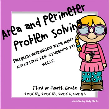 Area and Perimeter Problem Solving