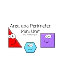 Area and Perimeter Mini Unit