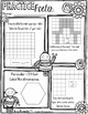 Area and Perimeter Practice Posters