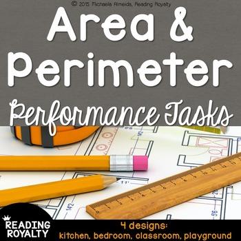 Area and Perimeter Performance Tasks