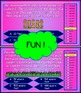 Area and Perimeter Power Point Millionaire Game for 4th Grade