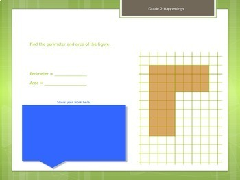 Area and Perimeter PowerPoint Review