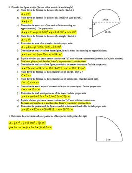 area and perimeter problem solving worksheet with answer key editable. Black Bedroom Furniture Sets. Home Design Ideas