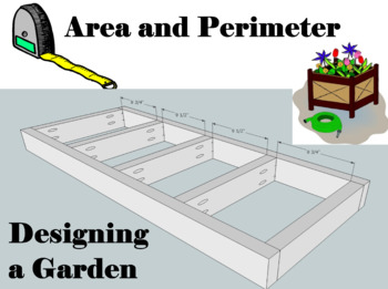 Area and Perimeter: Project Based Learning