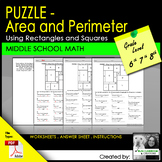 Area and Perimeter Puzzle